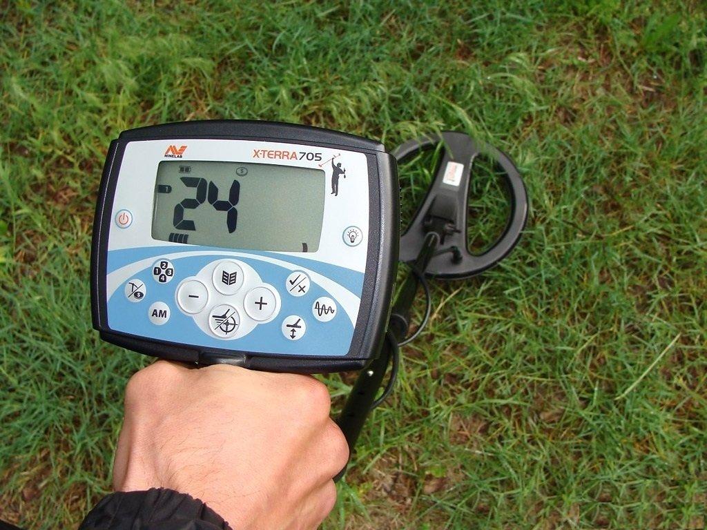 Металлоискатель minelab x-terra 705 - купить в москве по низ.