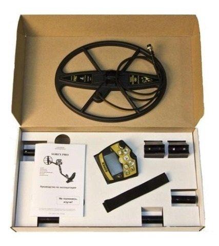 Металлоискатель ака sorex 7281 pro - купить по низким ценам.