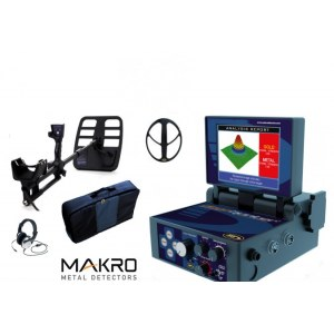 Металлодетектор Makro Deephunter 3D Pro Package